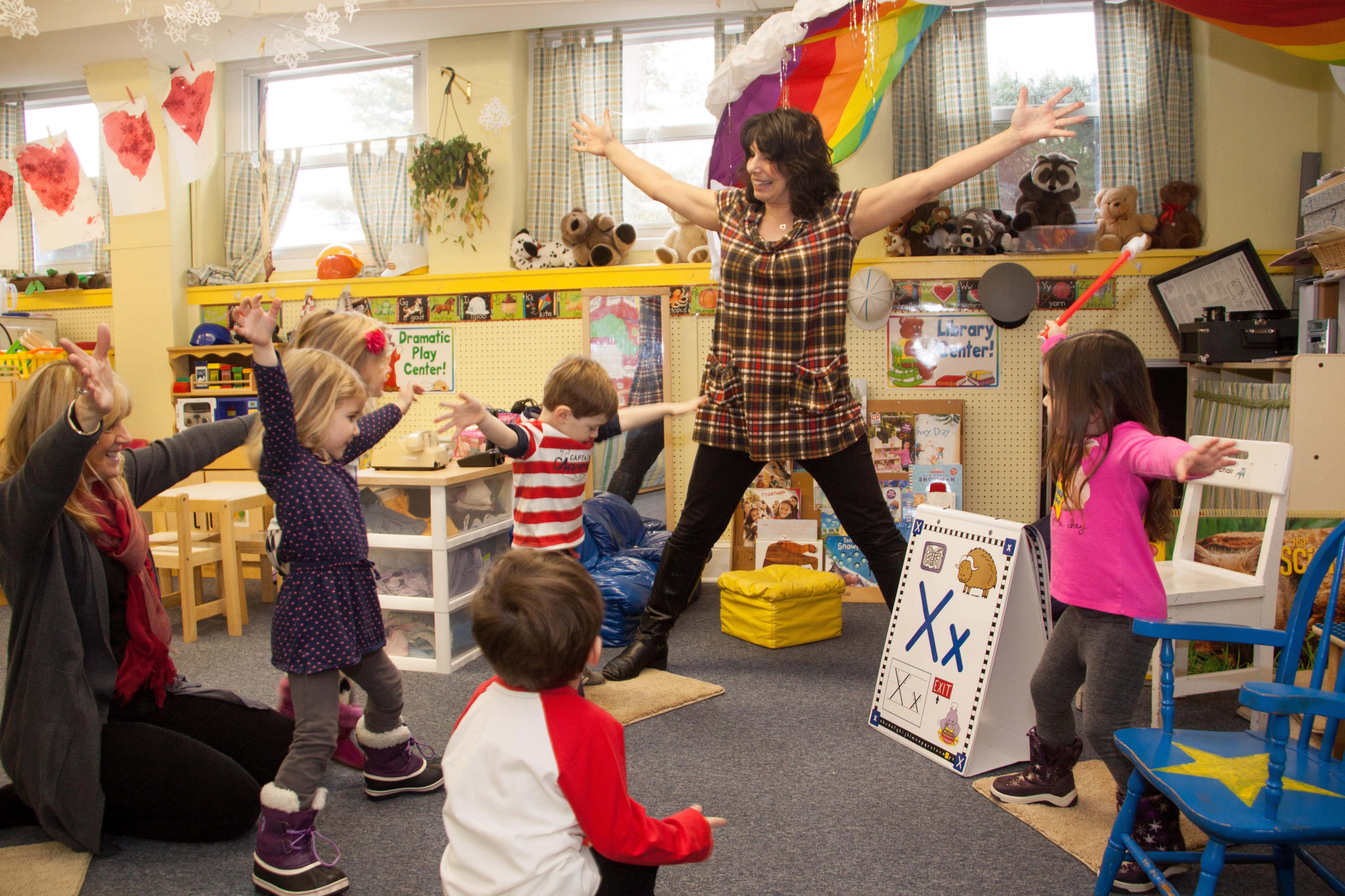 Commitments During The School Year Single Pa Families Fulfill Only Two Those Enrolled Solely In Wee Play Learn Or Kindergarten